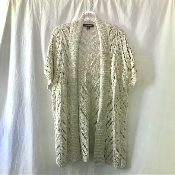 Tommy Bahama Sweaters - Tommy Bahama Knit Cardigan Cream